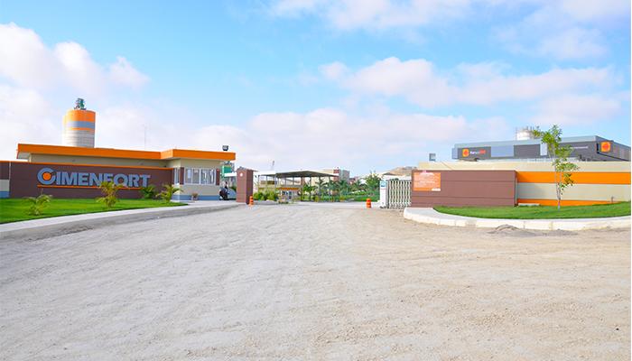 CIMENFORT: CIMENTANDO A RECONSTRUÇÃO DE ANGOLA