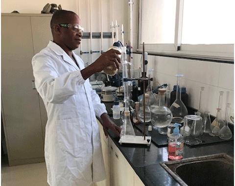 Laboratório Cimnefort